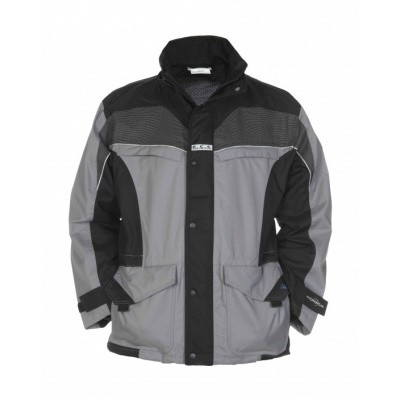 Hydrowear Kingston parka | 04026013P-889 | grijs/zwart