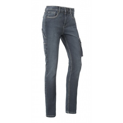 Foto van Brams Paris Lisa | jeans | 1.4350R12001 | mid blue denim