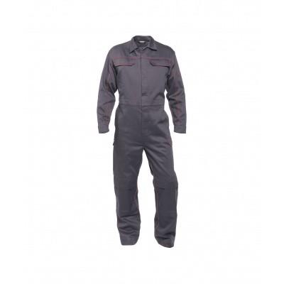 Dassy vlamvertragende overall TORONTO | 100370 | cementgrijs