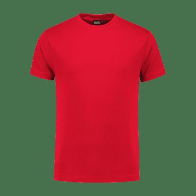 Foto van Indushirt TO 180 (GOTS) T-shirt rood