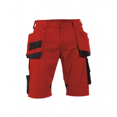 Foto van Dassy short BIONIC | 2500712 | rood/zwart