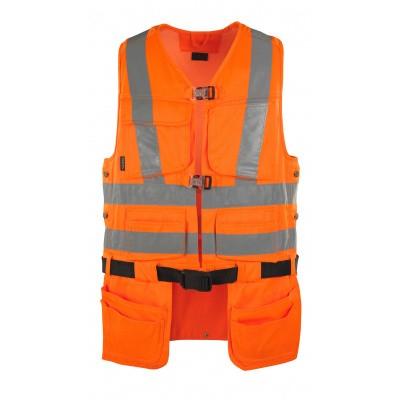 Foto van Mascot Yorkton | 8089-860 | 014-hi-vis oranje