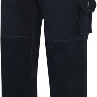 Mascot Riverside werkbroek met kniezakken 13179-430 donkermarine, 90C50