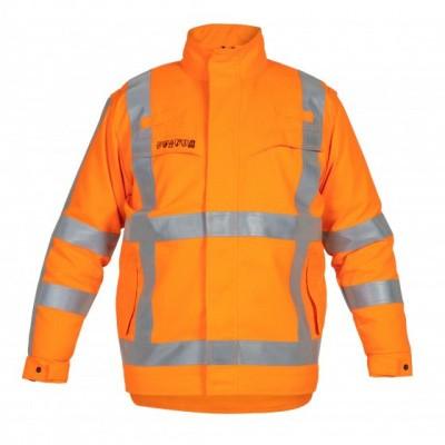 Foto van Hydrowear Mill jas multinorm | 043423-14 | oranje