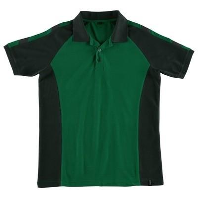 Foto van Mascot Bottrop poloshirt groen/zwart | 50569-961
