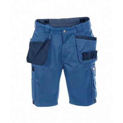 Dassy short MONZA | 250012 | korenblauw/marineblauw