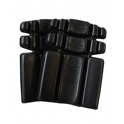 Foto van Dassy kniestukken CRATOS | 800047 | zwart