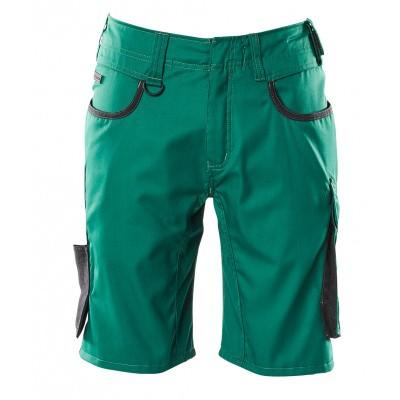 Foto van Shorts, lichtgewicht | 18349-230 | 0309-groen/zwart