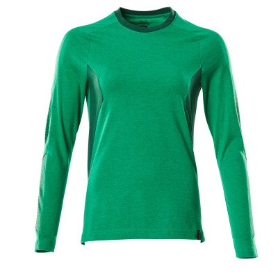 Foto van Mascot 18391-959 T-shirt, met lange mouwen gras groen/groen