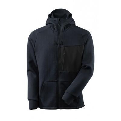 Foto van Hoodie with zipper, modern fit