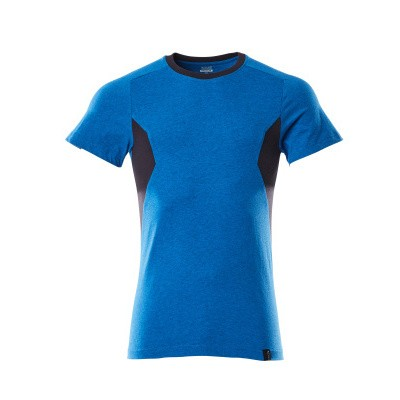 Mascot 18082-250 T-shirt azur blauw/donker marine