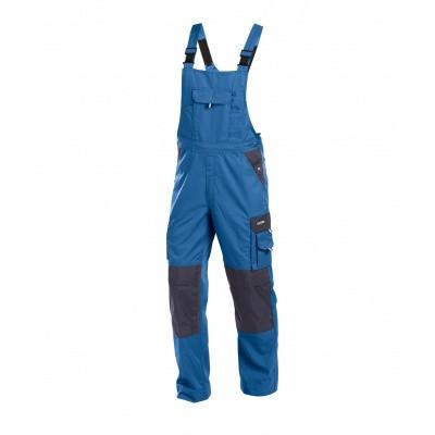 Dassy bretelbroek VERSAILLES | 400124 | korenblauw/marineblauw