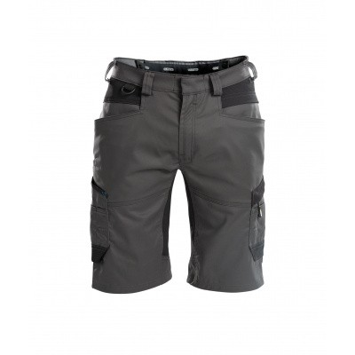 Dassy short AXIS | 250082 | antracietgrijs/zwart