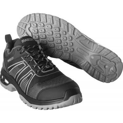 Foto van Veiligheidsschoenen Dames laag S1P | F0130-849 | 09888-zwart/antraciet