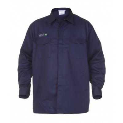 Foto van Hydrowear Madeira overhemd vlamvertragend | 043427-1 | marine