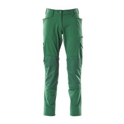 Mascot 18088-511 Broek met kniezakken groen