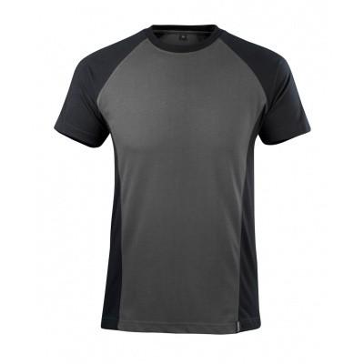 Mascot Potsdam t-shirt | 50567-959 | 01809-donkerantraciet/zwart