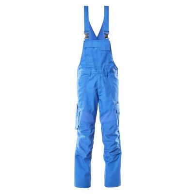 Mascot 18569-442 Amerikaanse overall met kniezakken azur blauw