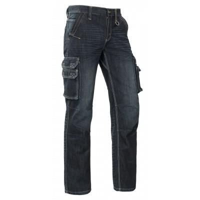 Foto van Brams Paris Willem | jeans | 1.3580A82001 | dark blue denim