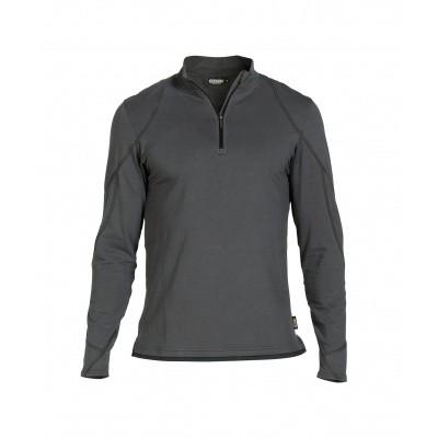Dassy t-shirt SONIC | 710012 | antracietgrijs/zwart