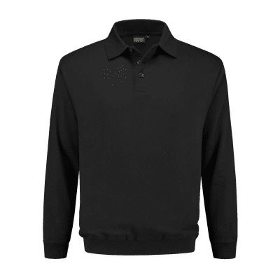 Indushirt PSO 300 (OCS) Polosweater antraciet
