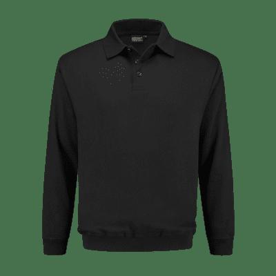 Foto van Indushirt PSO 300 (OCS) Polosweater antraciet