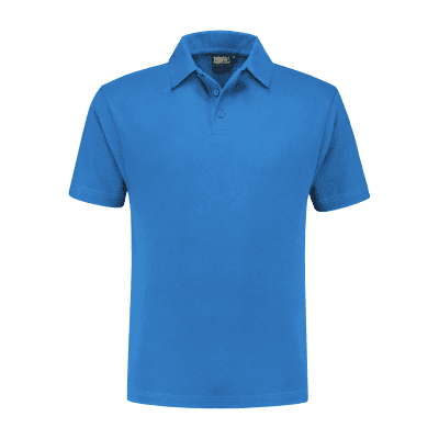 Foto van Indushirt PO 200 (OCS) Polo-shirt korenblauw