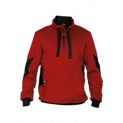 Foto van Dassy sweater STELLAR | 300394 | rood/zwart
