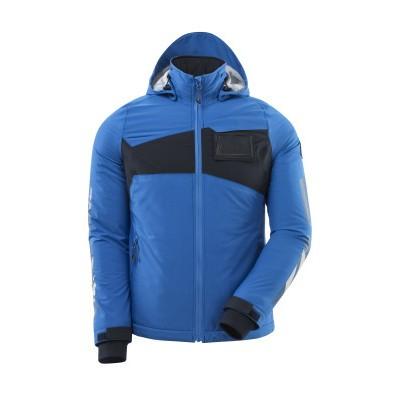 Mascot 18045-249 Winterjack azur blauw/donker marine