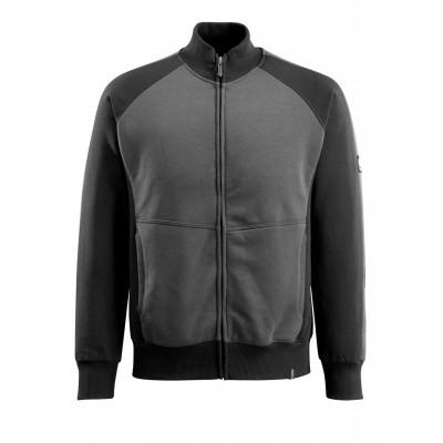 Mascot Amberg vest | 50565-963 | 01809-donkerantraciet/zwart