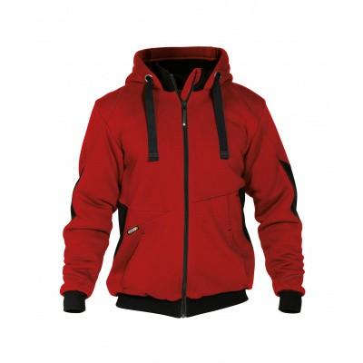 Dassy jas PULSE | 300400 | rood/zwart