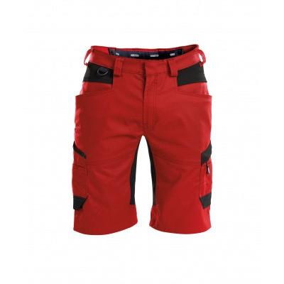 Dassy short AXIS | 250082 | rood/zwart