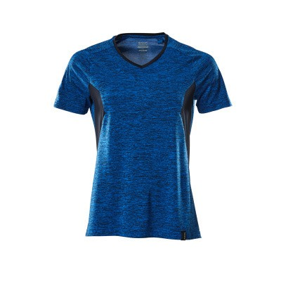 Mascot 18092-801 T-shirt azur blauw/donker marine
