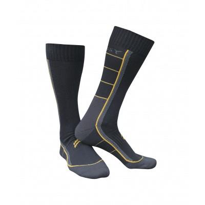 Dassy coolmax sokken PLUTO | 720001 | zwart/antracietgrijs