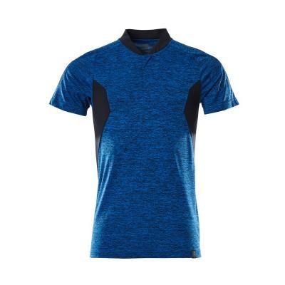 Foto van Mascot 18083-801 Poloshirt azur blauw/donker marine