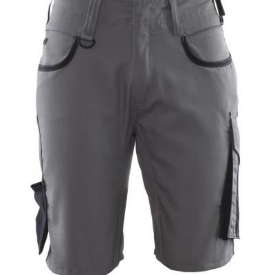 Shorts, lichtgewicht | 18349-230 | 088809-antraciet/zwart