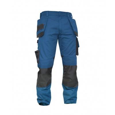 Foto van Dassy stretch broek MAGNETIC | 200908 | azuurblauw/antracietgrijs