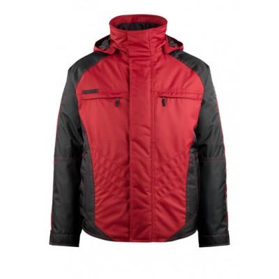 Mascot Frankfurt winterjas | 12035-211 | 0209-rood/zwart