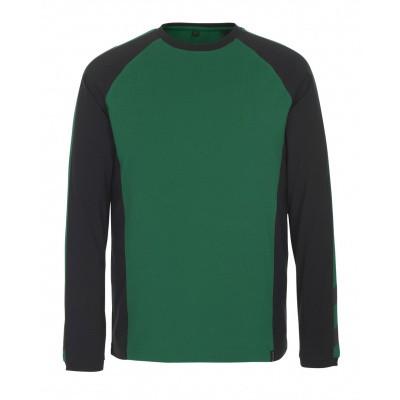 Mascot Bielefeld langemouwshirt | 50568-959 | 0309-groen/zwart