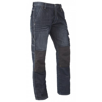Brams Paris Sander | jeans | 1.3590A82001 | dark blue denim
