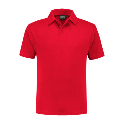 Foto van Indushirt PO 200 (OCS) Polo-shirt rood
