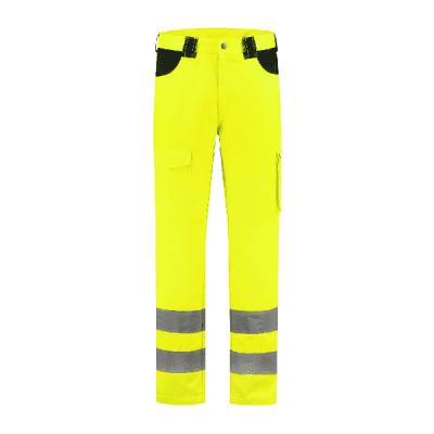 Foto van Werkbroek RWS geel 80% polyester/20% katoen| WBCRWS8020 | 017-geel