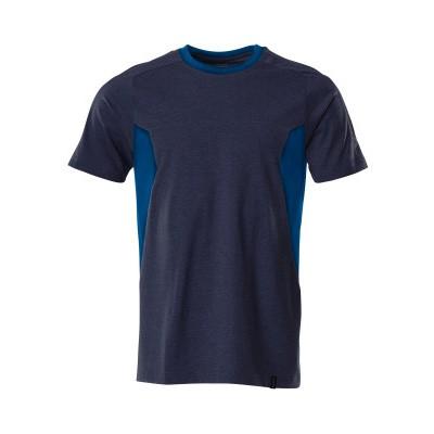 Mascot 18382-959 T-shirt donker marine/azur blauw
