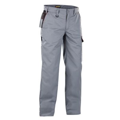 Blaklader werkbroek 1405-1210 grijs/zwart, C54