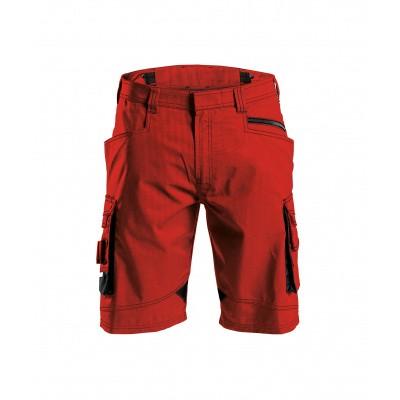 Dassy short COSMIC | 250067 | rood/zwart