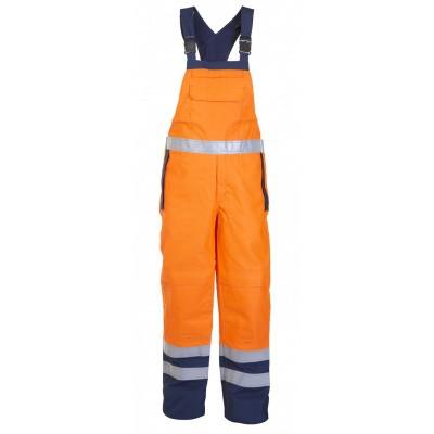 Hydrowear Marum tuinbroek multinorm | 043414-141 | oranje/marine