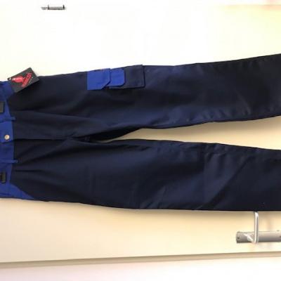 Mascot Salerno servicebroek 06279-430 donkerblauw/korenblauw, 82C48