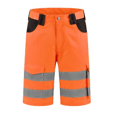 Foto van Short RWS oranje 80% polyester/20% katoen| BKRWS8020 | 014-oranje