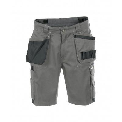Dassy short MONZA | 250012 | cementgrijs/zwart