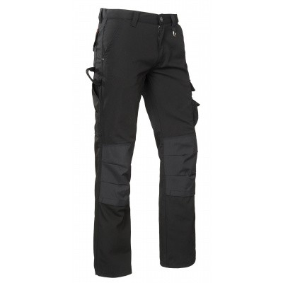Brams Paris Sander | jeans | 1.3590E53900 | zwart